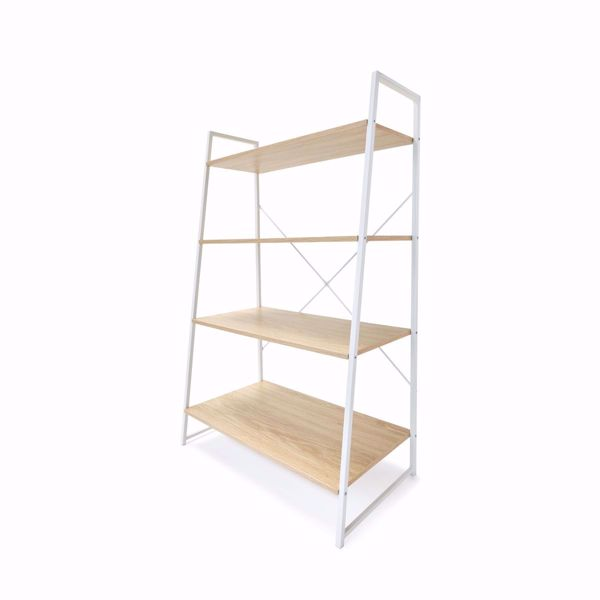 تصویر  Scandi Ladder Bookshelf