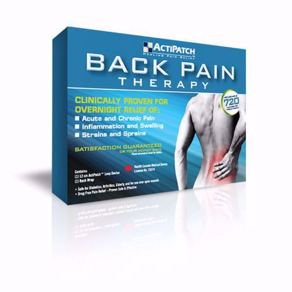 تصویر  Actipatch Back Pain Therapy Device
